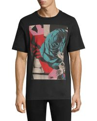 Paul Smith - Dreamer Graphic Tee - Lyst