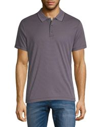 Perry Ellis - Classic Textured Polo - Lyst