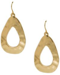 Lauren by Ralph Lauren - Amalfi Coast Gypsy Hoop Earrings - Lyst