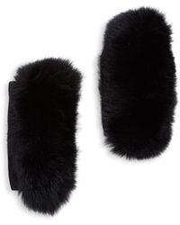 Max Mara - Pechino Fox Fur Cuffs - Lyst