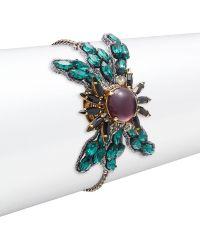 Tataborello - Round Lurex Bracelet - Lyst