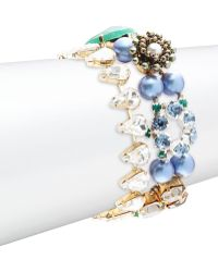 Tataborello - Faux Pearl Bracelet - Lyst
