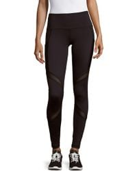 Just Live - Fitted Banded-waist Leggings - Lyst