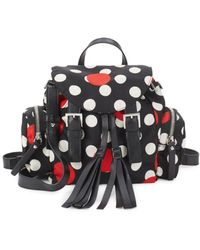 RED Valentino - Polka-dot Backpack - Lyst