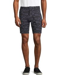 Slate & Stone - Camouflage French Terry Shorts - Lyst