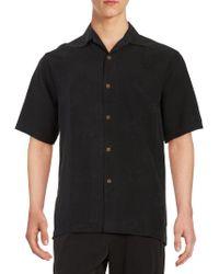 Tommy Bahama - Aloha Silk Floral Shirt - Lyst