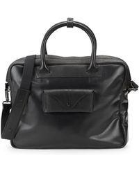 Maison Margiela - Classic Leather Briefcase - Lyst