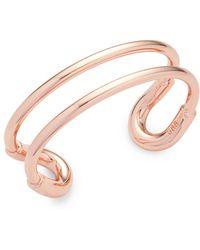 Giles & Brother | Skinny Cortina Cuff Bracelet | Lyst