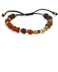Jan Leslie - Multi-bead Cord Bracelet - Lyst