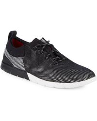 UGG - Feli Hyperweave Lace-up Trainers - Lyst