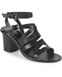 Ash - Strappy Leather Sandals - Lyst