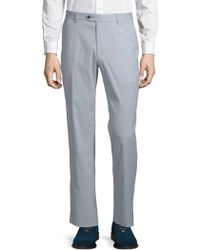 Tommy Hilfiger - Pinstripe Trousers - Lyst