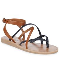 Joie - Oda Strappy Sandals - Lyst