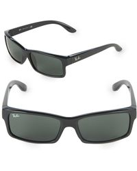 Ray-Ban - 59mm Rectangle Sunglasses - Lyst