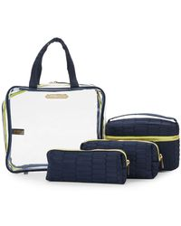 Aimee Kestenberg - Ivy Four-piece Cosmetic Pouch Set - Lyst