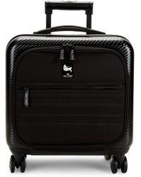 Mia Toro - 14-inch Spinner Suitcase - Lyst