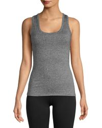 Electric Yoga | Lace-up Stretch Tank Top | Lyst