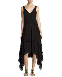 Elizabeth and James - Carressa Ruffle Tiered Dress - Lyst