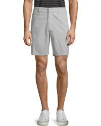 Tavik - Kinney Cotton Walk Shorts - Lyst