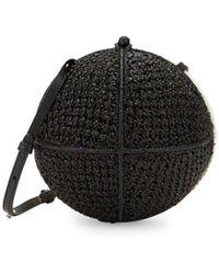Sam Edelman - Round Ball Crossbody Bag - Lyst