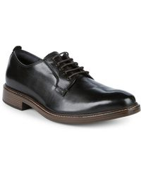 Cole Haan - Kennedy Leather Derby Shoes - Lyst