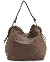 Liebeskind Berlin - Medea Leather Hobo - Lyst