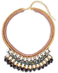 Nocturne - Anika Statement Necklace - Lyst