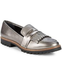 59c0979a1dd Lyst - Women s Bernardo Loafers and moccasins On Sale
