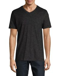 Perry Ellis - Slub Short-sleeve Tee - Lyst