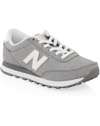 New Balance - 501 Low-top Lace-up Sneakers - Lyst