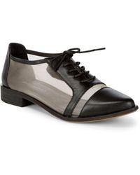 Kelsi Dagger Brooklyn - Astoria Leather Oxfords - Lyst