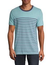 Alternative Apparel - First Mate Stripe Tee - Lyst