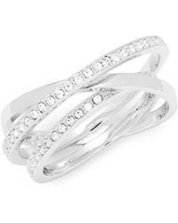 Swarovski - Crystal Ring - Lyst