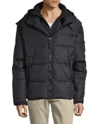 S13/nyc - Downhill Quilted Down Jacket - Lyst
