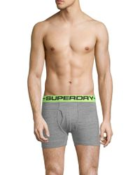 Superdry - Two-pack Logo Boxer Briefs - Lyst