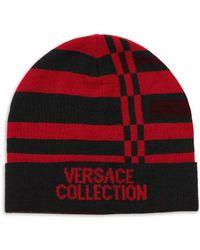 cb91fdb948e Lyst - Men s Versace Hats Online Sale