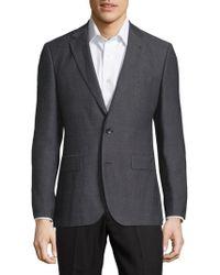 BOSS - Textured Sportcoat - Lyst