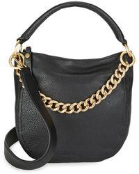 Sam Edelman - Arria Leather Hobo Bag - Lyst