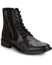 Kenneth Cole - Side-zippered Boots - Lyst