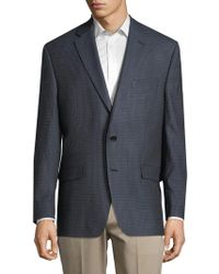 Ralph Lauren - Checkered-print Sportcoat - Lyst