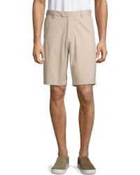 Saks Fifth Avenue - Collection Pima Cotton Shorts - Lyst