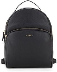 Furla - Frida Classic Leather Backpack - Lyst