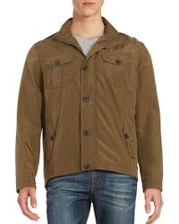 Cole Haan - Packable Utility Jacket - Lyst
