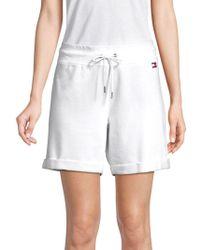 Tommy Hilfiger - Athletic Drawstring Shorts - Lyst