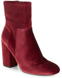 Nine West - Corban Floral Booties - Lyst