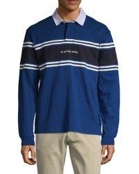 8c6b9a4c10c Lyst - Men s G-Star RAW Polo shirts On Sale
