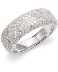 Effy - Diamond, 14k Gold And 14k White Gold Ring - Lyst