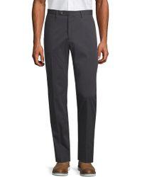 Ferragamo - Classic Stretch Trousers - Lyst