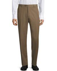 Santorelli - Wool Trousers - Lyst