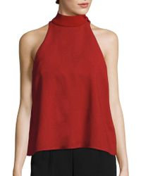 A.L.C. - Olympia Open-back Top - Lyst